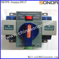 Q3W 3 phase ats controller automatic transfer Switch