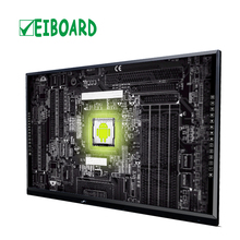 "Electronic Board Screen Table 65'' 75"" 86"" LED Touch Control Panel for education"