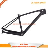 "2016 High Quality Full Carbon Fiber Mountain Bike Frame 27.5(650b) MTB Frame 14.5""/16""/17.5""/19"" inch UD T700 MTB Frame"
