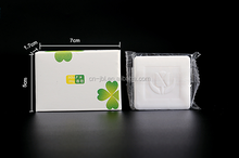 Square Cheap Disposable Soap for Hotel or Travel