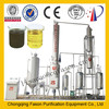 Five pumps and Easy to control Used Ship oil Regeneration Equipment