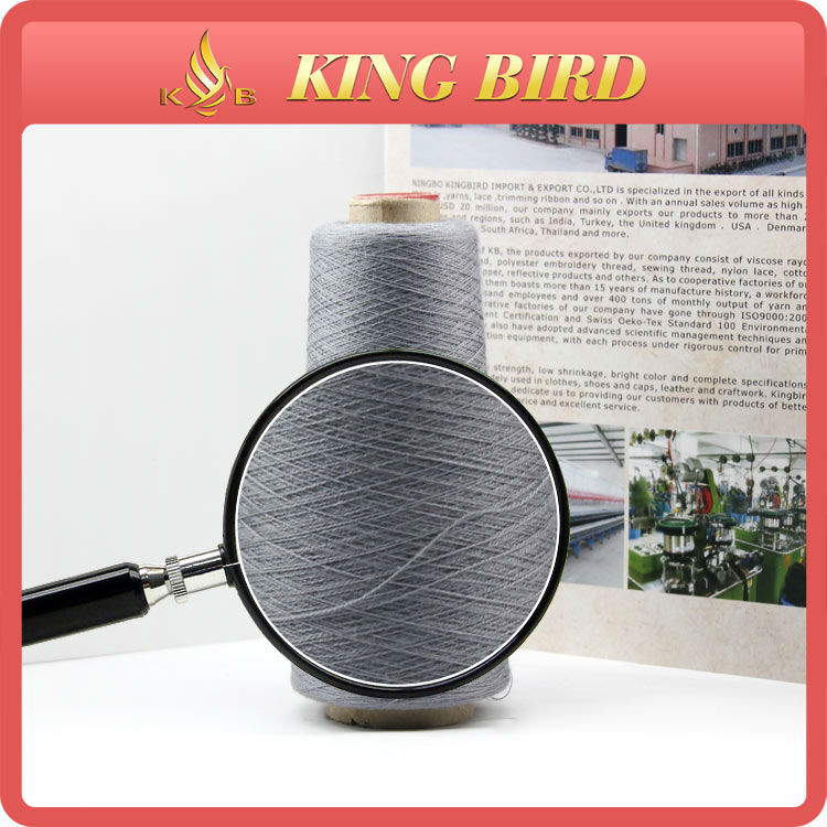 china bright viscose cotton blended yarn for knitting