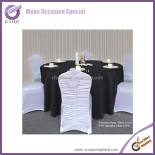 20817 polyester lycra spandex oriental restaurant tablecloth