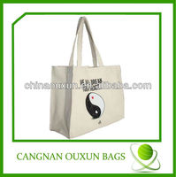 Good construction heavy duty canvas tote bags