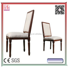 high quality baroque chair antique furniture reproduction chair RQ-201462