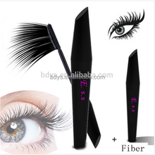 Best Mascara for Lengthening Natural Looking Eyelashes No Smudging Magic 3d Fiber Lashes Extension Mascara