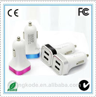 18W 9V 2A universal manufacturing electronic car charger on China market