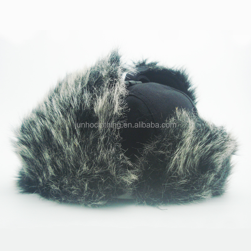 Wholesale cheap Russia ski winter hats warmed caps and hats for christmas