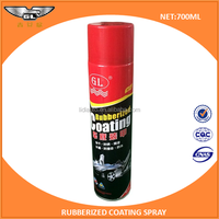 Auto under coating in other car care products