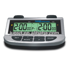 JUNSD hot-selling chinese chess clock ,I-GO ,chess clock jumbo Lcd display watch