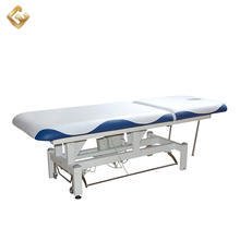 High quality electric facial massage bed folding portable therapeutic massage table