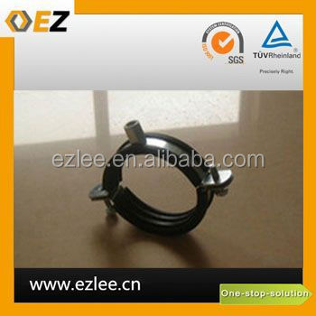 agricultural plastic part pipe clamp