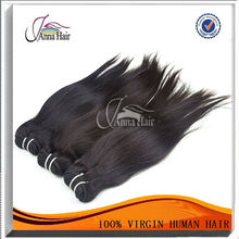 Attractive Natural Straight Brazilian Hair Weave Online shopping