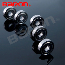 all type of bearings single row groove ball bearing skateboard parts 608 bearing