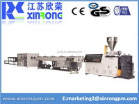 pvc pipe making machine/pvc pipe production line made in China