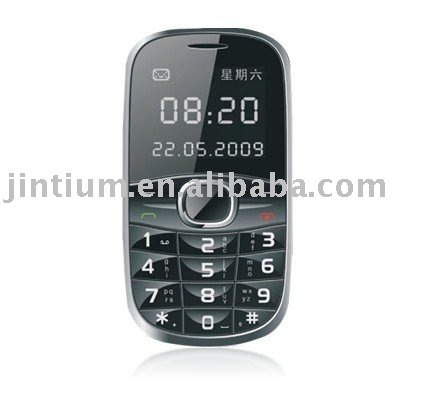 hot sell quadband senior phone L8