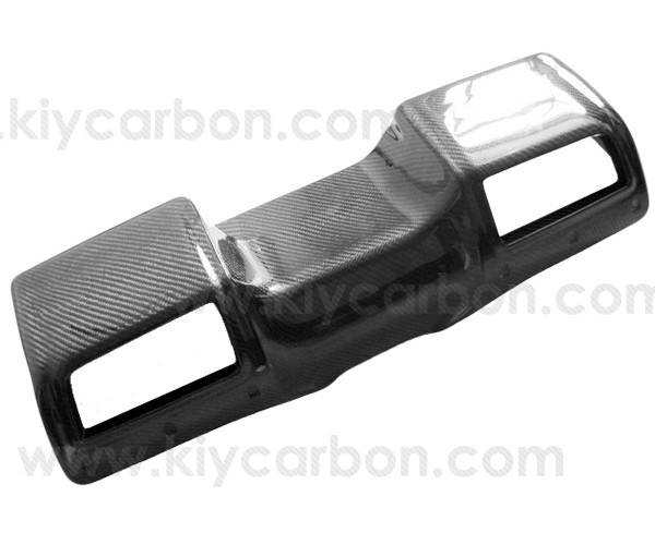 High Quality Carbon Fiber Auto Parts Cold Air Intake For Porsche 997 Turbo