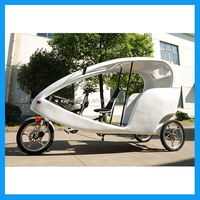 electric pedicab rickshaw for rental