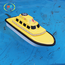 New type remote control boat amusement aqua park rc boat for sale