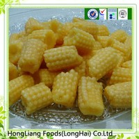 Wholesale processing health sweet corn production