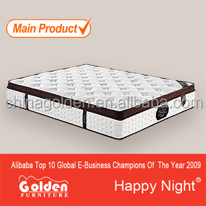 2017 alibaba hot sale rollable mattress with latest design M2016-13# - Jozy Mattress | Jozy.net