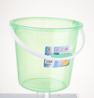 China PE 4l plastic pail for promotional