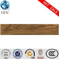wood design floor tile supplier, faux brick wall tile