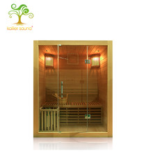 New Style modern design outdoor steam sauna room