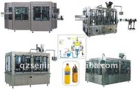 Automatic Cans or bottle fruit Juice Filling Machine from China