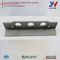 design customized investment casting max nail gun parts