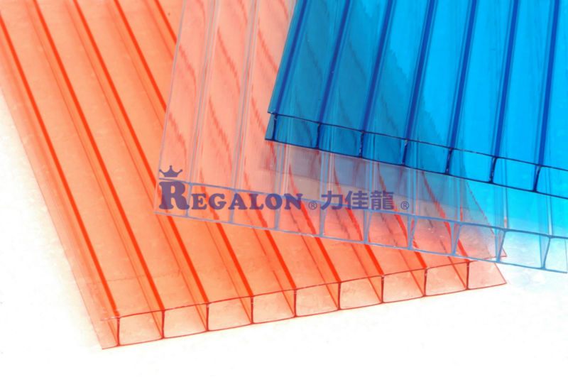 PC Sheet Tinted Polycarbonate Sheet For Building Materials