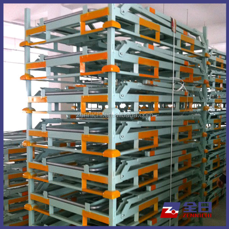 Warehouse Storage Tyre Stackable Rack