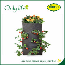 Onlylife PE fabric Eco-friendly and UV Protected vegetable grow bags / vegetable seed planter