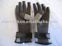 Neoprene Kevlar reinforced Diving Gloves