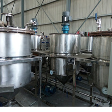 Coconut Olive oil Refining equipment Used Oil Recycle Machine/750 Oil Refining equipment