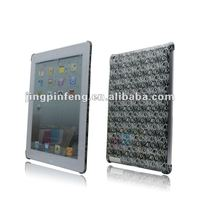 water-transfer printing plastic cover for ipad 3