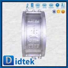 International Agent dual Check Valve Casting,Wafer valve check