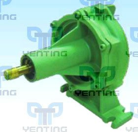 concrete mixer hydraulic pump