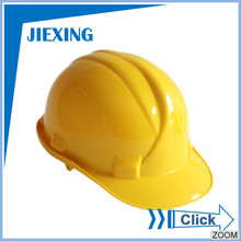 Comfortable hard hat safety helmet with chin strap