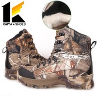 Casual strong camouflage travel walking boots