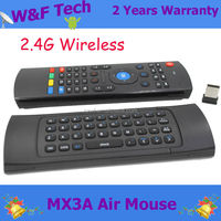 2.4G Remote Control Air Mouse Wireless Keyboard for XBMC Android Mini PC TV Box