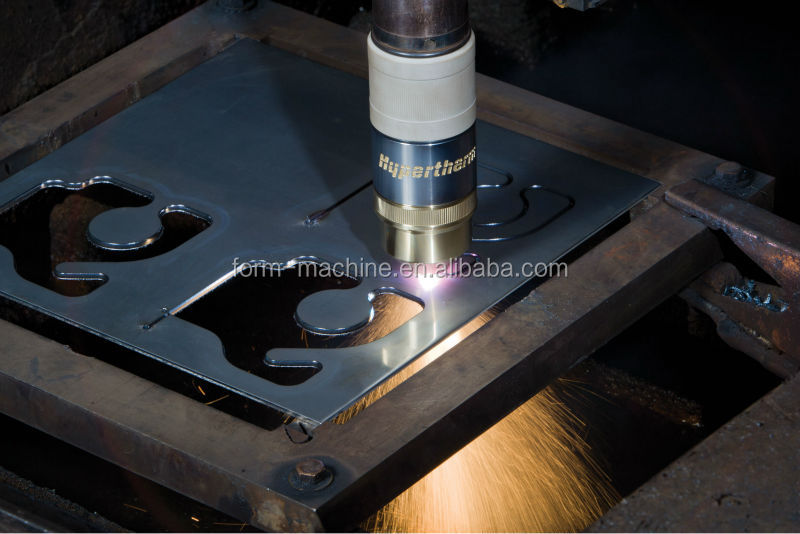 Metform Minimize Wasted Metal With CNC Plasma Cutting machine