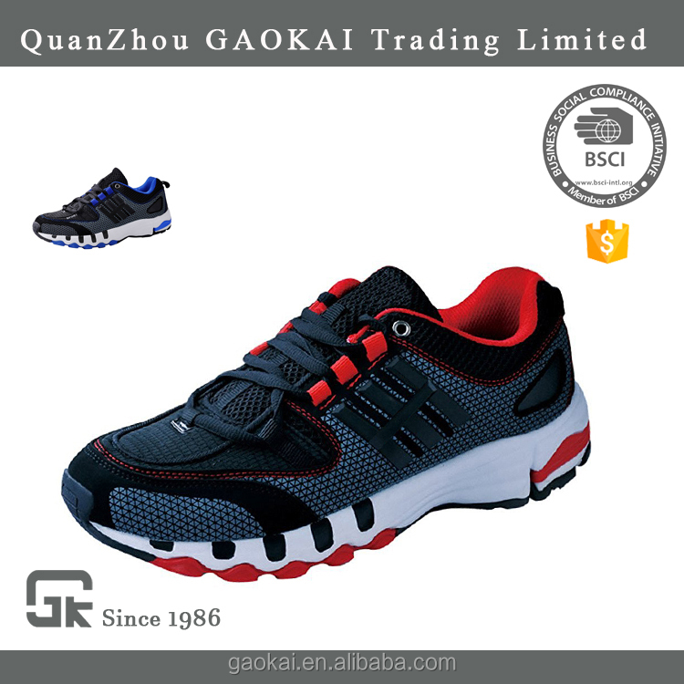 Custom new design accepted oem sport shoes and sneakers