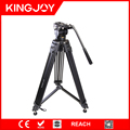 KINGJOY VT-2500 Professional heavy duty Aluminum tripod ,weightlight and easy carry