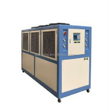 Injection machine using Industrial Air chiller refrigerator price