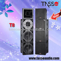 professional performance surround sound system laptop digital mixer console audio