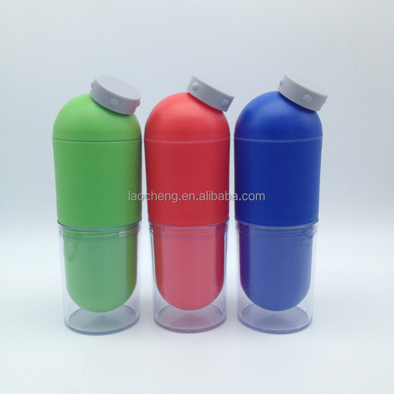 Creative products 2016 new plastic bottle models