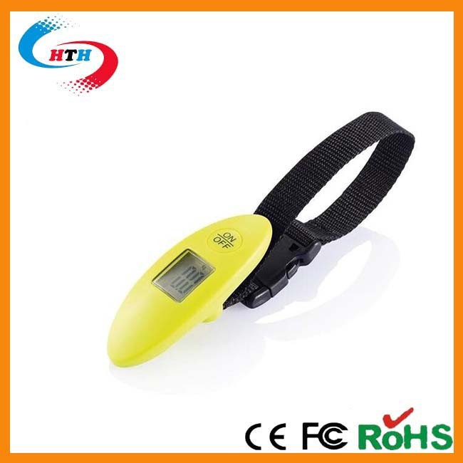 Yuwei The Newest new waterproof mini luggage scale with good quality