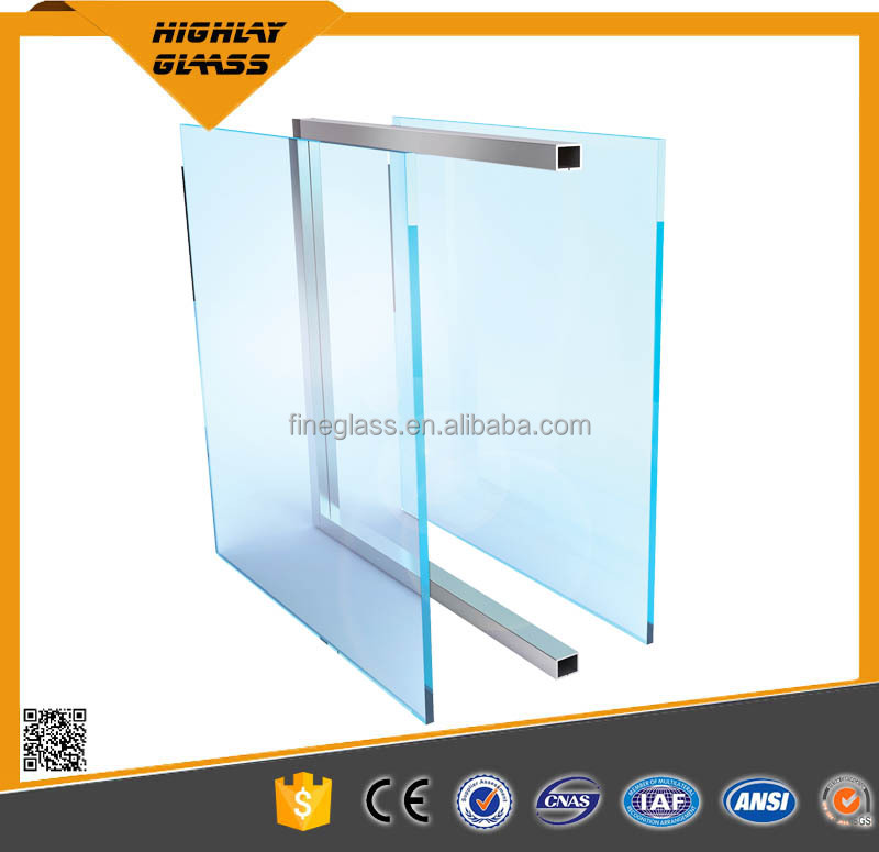 High quality building dome glass/insulated glass