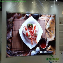 1/16 scan IP31 indoor P2 small pitch LED display screen customized size